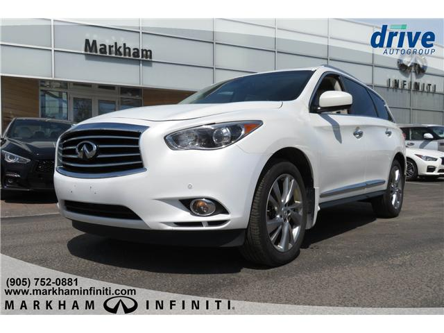 2013 Infiniti JX35 Base (Stk: P3183) in Markham - Image 1 of 27