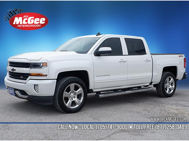 2017 Chevrolet Silverado 1500 2LT (Stk: 19163A) in Peterborough - Image 1 of 21