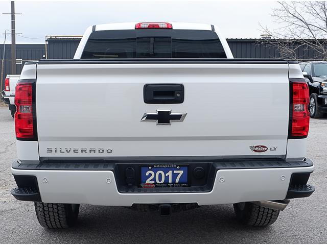 2017 Chevrolet Silverado 1500 2LT (Stk: 19163A) in Peterborough - Image 4 of 21