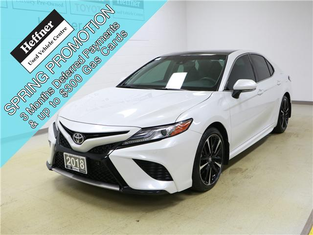 2018 Toyota Camry XSE (Stk: 186090) in Kitchener - Image 1 of 23