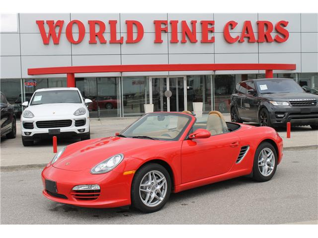 2011 Porsche Boxster Base (Stk: 16753) in Toronto - Image 1 of 22