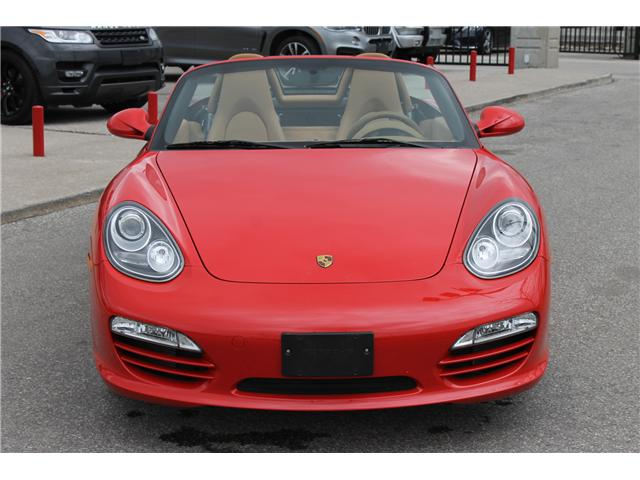 2011 Porsche Boxster Base (Stk: 16753) in Toronto - Image 2 of 22