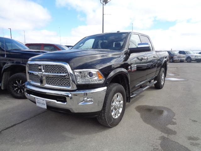 2017 RAM 3500 Laramie (Stk: I7207) in Winnipeg - Image 1 of 15