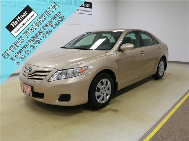 2011 Toyota Camry LE (Stk: 186563) in Kitchener - Image 1 of 27