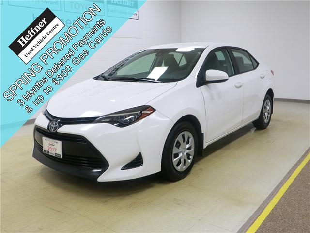 2017 Toyota Corolla CE (Stk: 186512) in Kitchener - Image 1 of 25