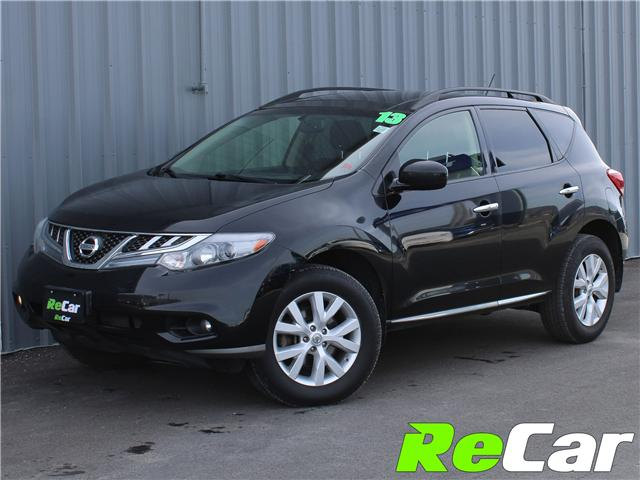 2013 Nissan Murano SV (Stk: 190497A) in Fredericton - Image 1 of 23