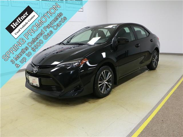 2017 Toyota Corolla LE 2T1BURHE4HC939476 186537 in Kitchener