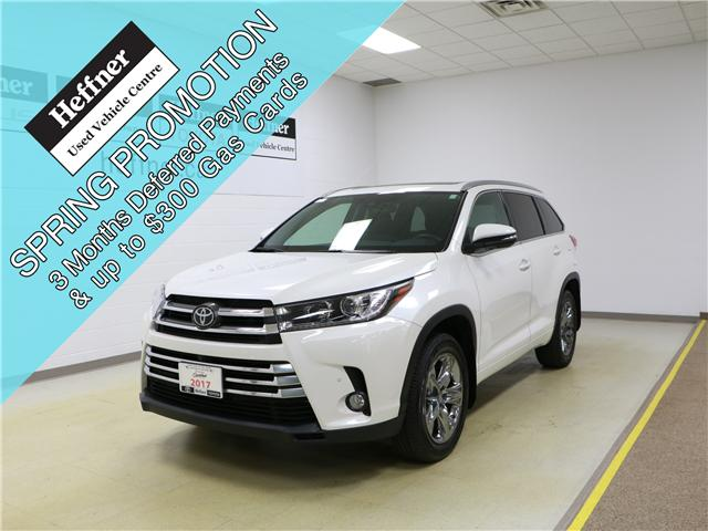 2017 Toyota Highlander Limited (Stk: 186001) in Kitchener - Image 1 of 28