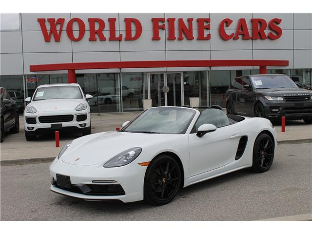 2017 Porsche 718 Boxster Base (Stk: ) in Toronto - Image 1 of 27