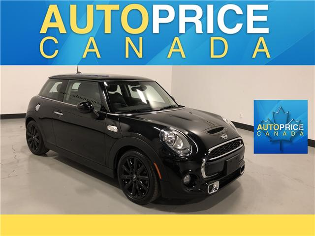 2016 MINI 3 Door Cooper S (Stk: W0263) in Mississauga - Image 1 of 24