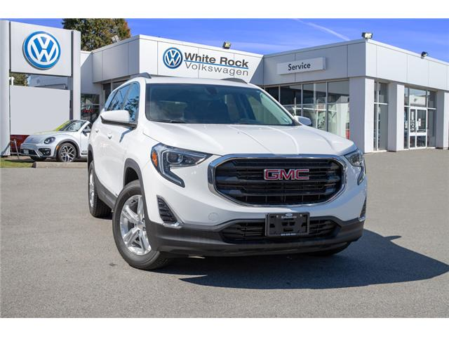 2019 GMC Terrain SLE (Stk: VW0815) in Vancouver - Image 1 of 15