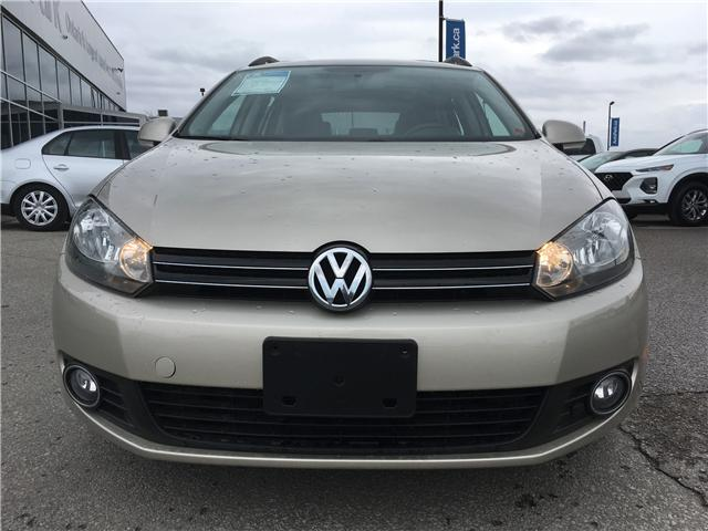 2013 Volkswagen Golf 2.0 TDI Highline (Stk: 13-51210JB) in Barrie - Image 2 of 27