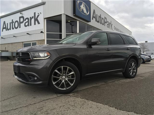 2018 Dodge Durango GT (Stk: 18-15105RJB) in Barrie - Image 1 of 30