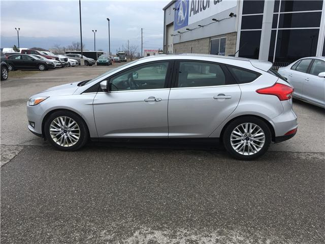 2018 Ford Focus Titanium (Stk: 18-96225RJB) in Barrie - Image 8 of 26