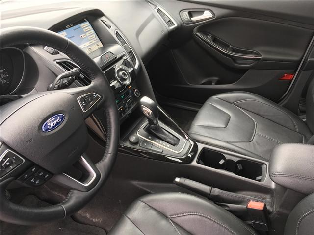 2018 Ford Focus Titanium (Stk: 18-96225RJB) in Barrie - Image 14 of 26