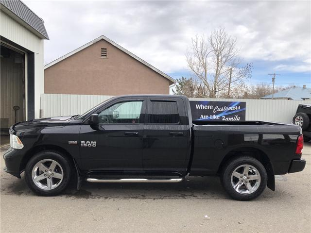 2017 RAM 1500 ST (Stk: 14774) in Fort Macleod - Image 2 of 18