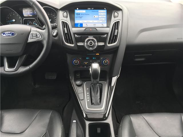 2018 Ford Focus Titanium (Stk: 18-96225RJB) in Barrie - Image 23 of 26