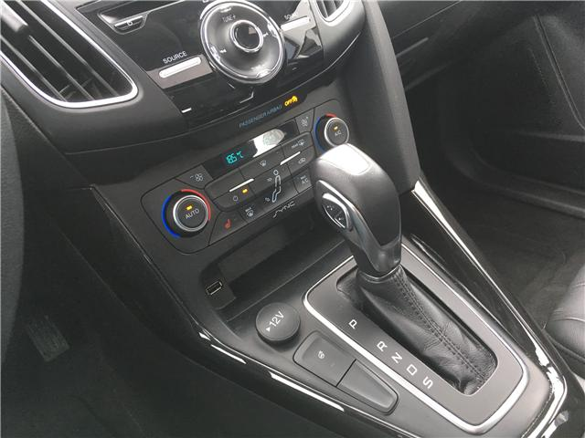 2018 Ford Focus Titanium (Stk: 18-96225RJB) in Barrie - Image 24 of 26
