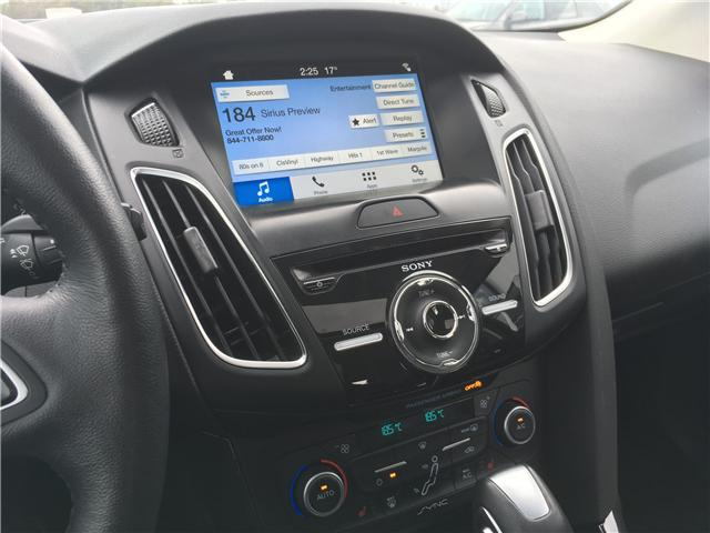 2018 Ford Focus Titanium (Stk: 18-96225RJB) in Barrie - Image 25 of 26