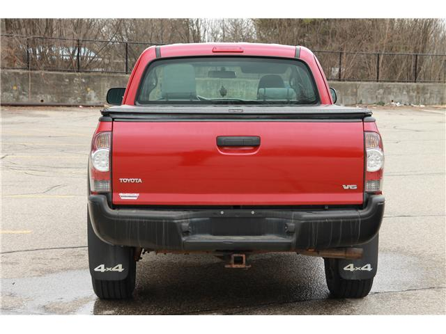 2011 Toyota Tacoma  (Stk: 1901012) in Waterloo - Image 4 of 20