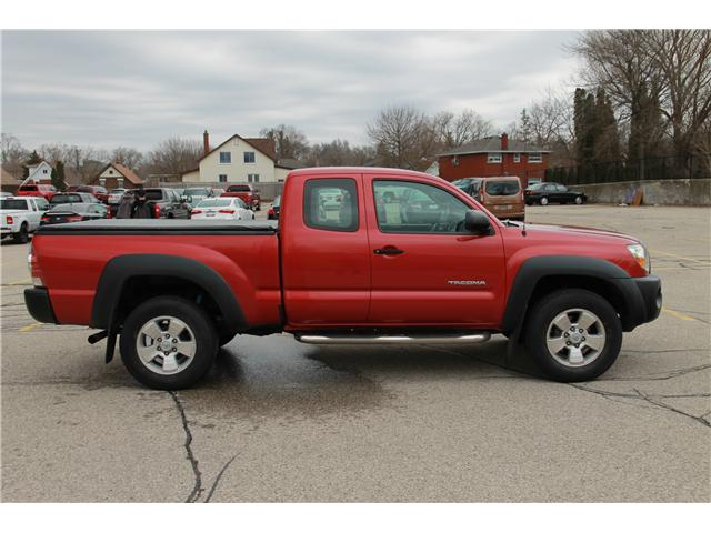 2011 Toyota Tacoma  (Stk: 1901012) in Waterloo - Image 6 of 20