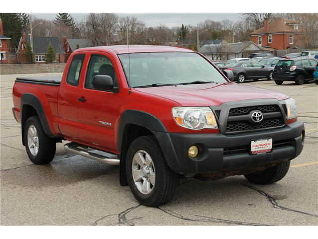 2011 Toyota Tacoma  (Stk: 1901012) in Waterloo - Image 7 of 20