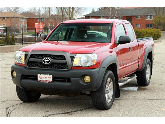 2011 Toyota Tacoma  (Stk: 1901012) in Waterloo - Image 1 of 20