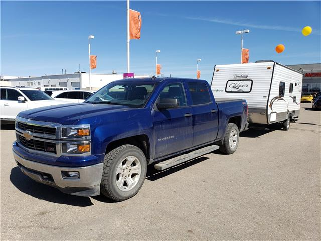 2014 Chevrolet Silverado 1500 1LT (Stk: ) in Saskatoon - Image 1 of 23