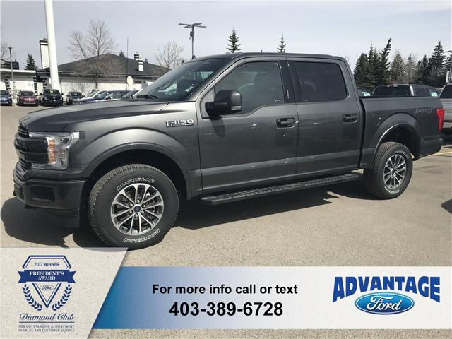 2019 Ford F-150  (Stk: K-1151) in Calgary - Image 1 of 5
