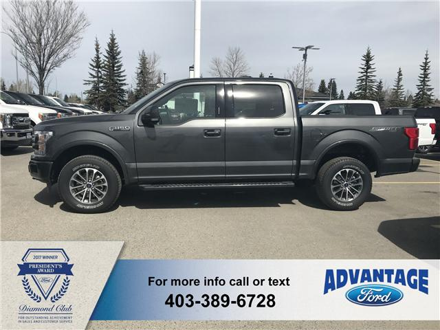 2019 Ford F-150  (Stk: K-1151) in Calgary - Image 2 of 5
