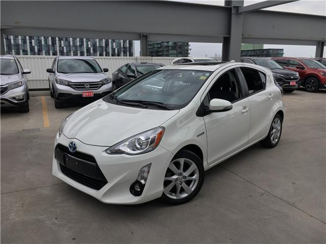 2016 Toyota Prius C Technology (Stk: C19738A) in Toronto - Image 1 of 19