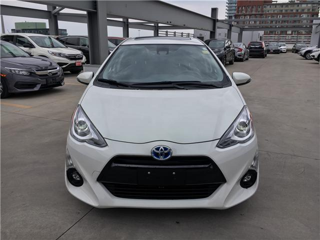 2016 Toyota Prius C Technology (Stk: C19738A) in Toronto - Image 2 of 19