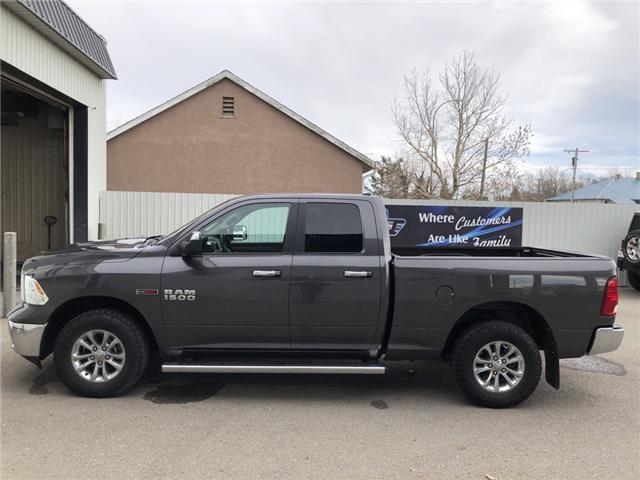 2016 RAM 1500 SLT (Stk: 8706) in Fort Macleod - Image 2 of 19