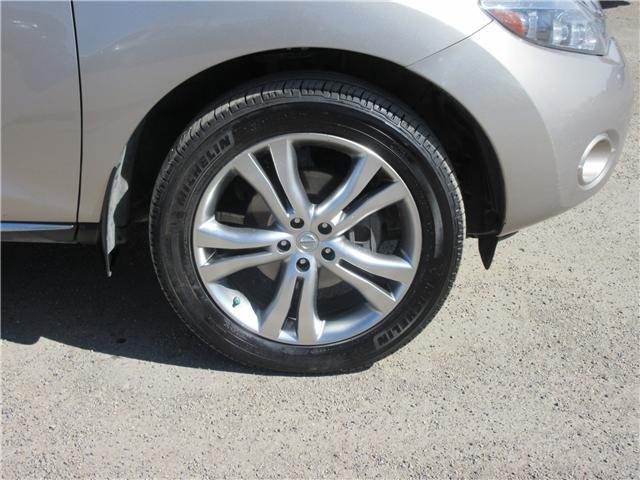 2009 Nissan Murano LE (Stk: 3672) in Okotoks - Image 19 of 24