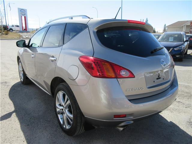 2009 Nissan Murano LE (Stk: 3672) in Okotoks - Image 24 of 24