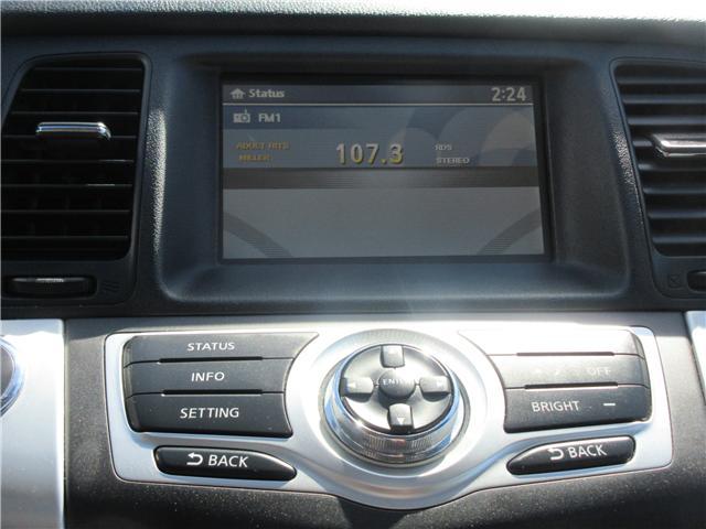 2009 Nissan Murano LE (Stk: 3672) in Okotoks - Image 8 of 24