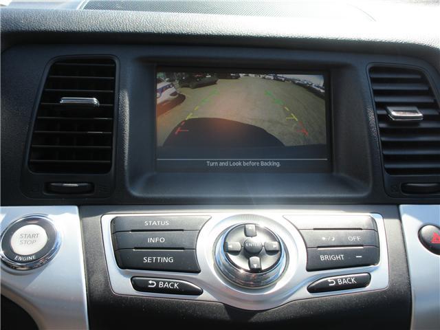 2009 Nissan Murano LE (Stk: 3672) in Okotoks - Image 9 of 24