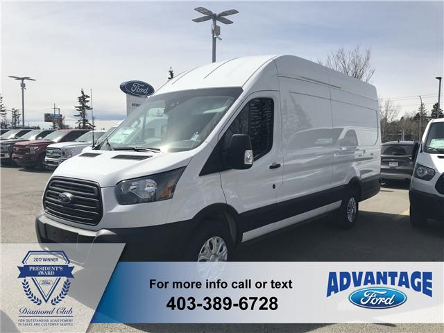 2019 Ford Transit-350 Base (Stk: K-487) in Calgary - Image 1 of 6