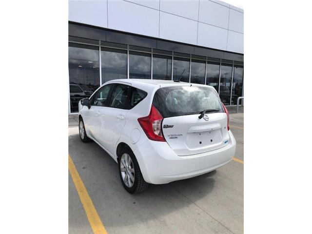 2015 Nissan Versa Note  (Stk: 191709) in Lethbridge - Image 2 of 4