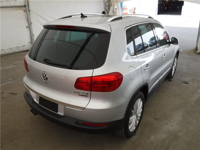 2017 Volkswagen Tiguan Comfortline (Stk: ST1680) in Calgary - Image 6 of 29