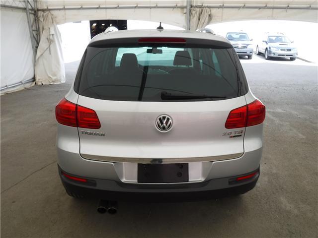 2017 Volkswagen Tiguan Comfortline (Stk: ST1680) in Calgary - Image 7 of 29