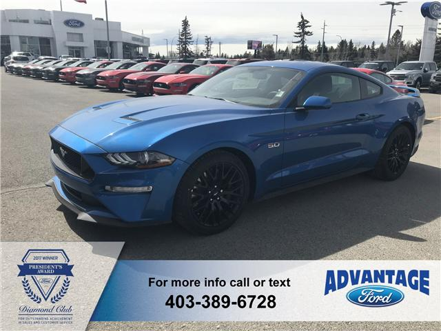 2019 Ford Mustang GT (Stk: K-575) in Calgary - Image 1 of 5