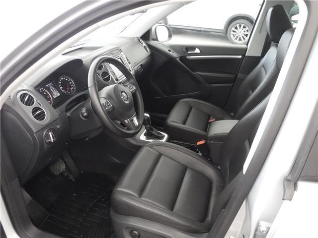 2017 Volkswagen Tiguan Comfortline (Stk: ST1680) in Calgary - Image 14 of 29