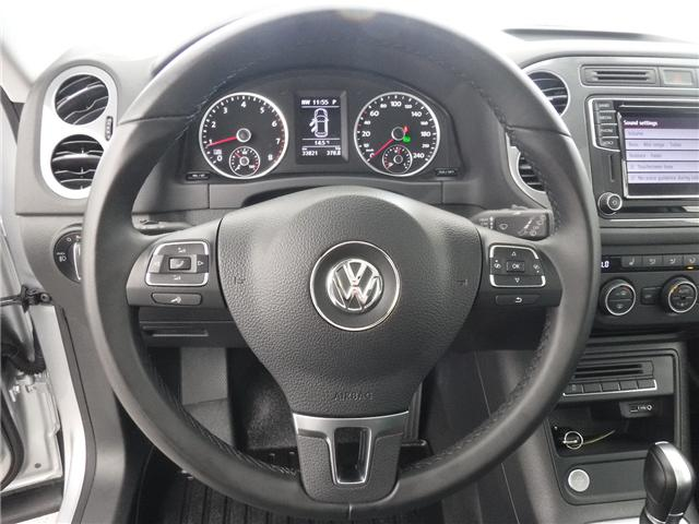 2017 Volkswagen Tiguan Comfortline (Stk: ST1680) in Calgary - Image 15 of 29
