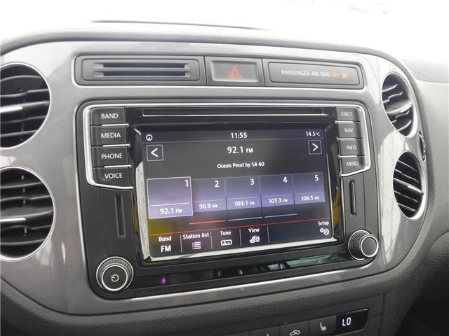 2017 Volkswagen Tiguan Comfortline (Stk: ST1680) in Calgary - Image 17 of 29