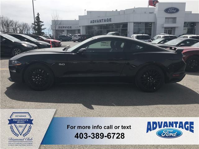 2019 Ford Mustang GT Premium (Stk: K-610) in Calgary - Image 2 of 5