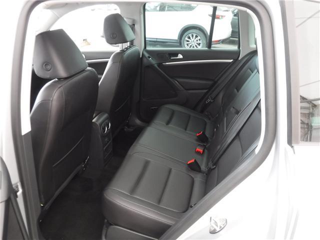 2017 Volkswagen Tiguan Comfortline (Stk: ST1680) in Calgary - Image 24 of 29