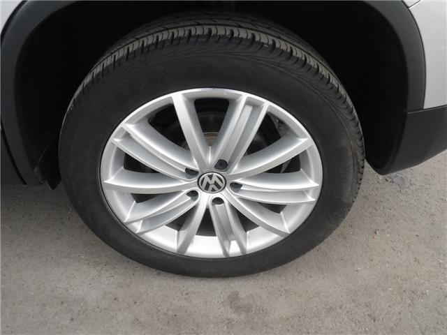 2017 Volkswagen Tiguan Comfortline (Stk: ST1680) in Calgary - Image 27 of 29