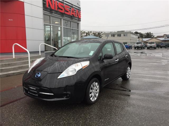 2016 Nissan LEAF S (Stk: N19-0013P) in Chilliwack - Image 1 of 18