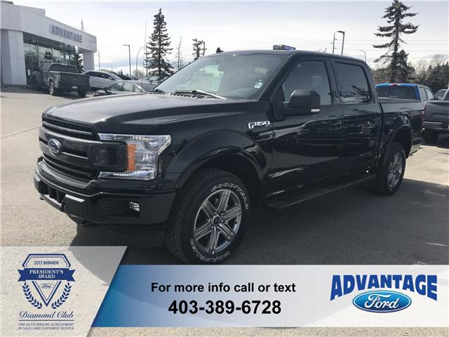 2019 Ford F-150  (Stk: K-1118) in Calgary - Image 1 of 5